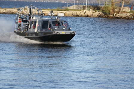 Sheriff's Amphibious Rescue Craft