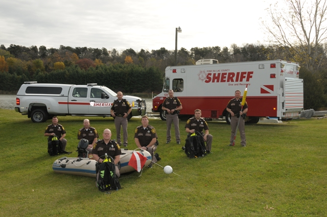 Dive Team and Equipment